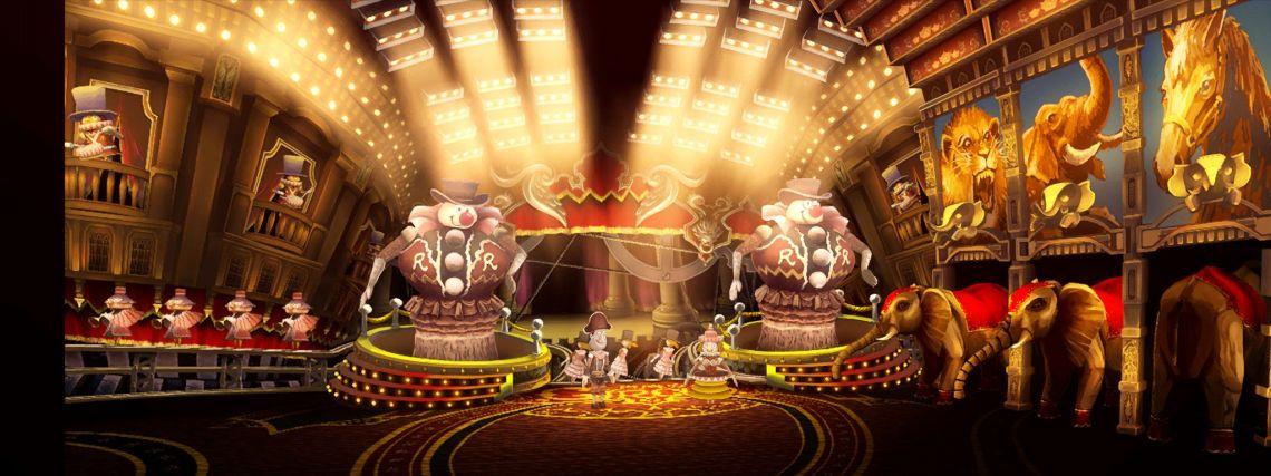 Цирковое искусство