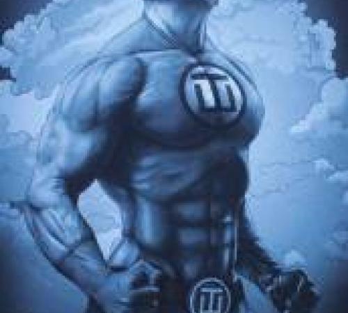Тарас Шевченко - супергерой