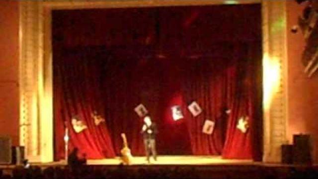 концерт Edgar Spiriadis живой!!!!