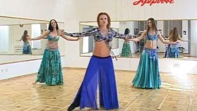 танец живота - урок