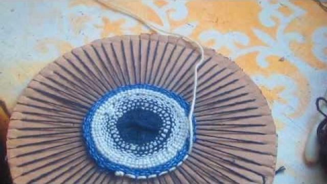 Плетение круга