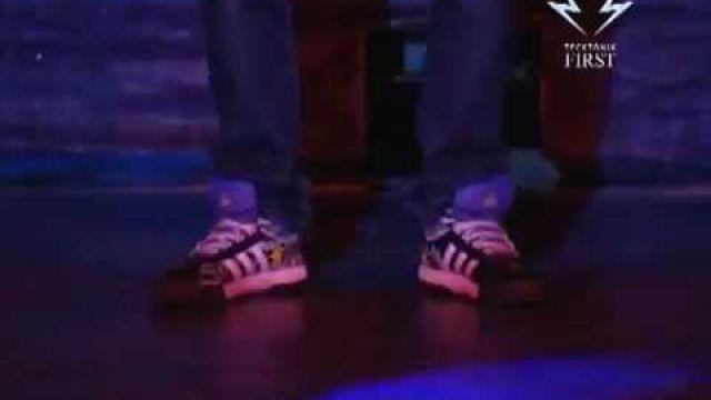 Тектоник - Базовые движение ногами 1-ая часть.