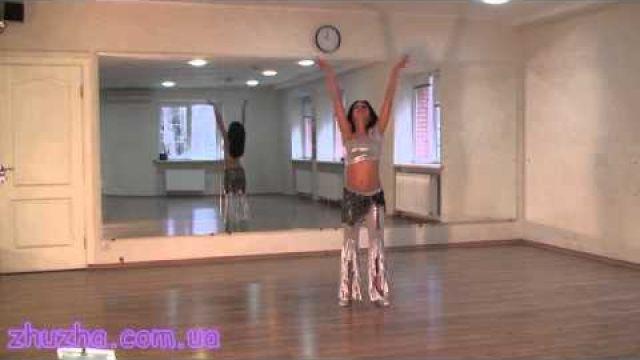 Восточные танцы - 2 урок