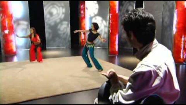 Восточный танец для начинающих. Урок 4