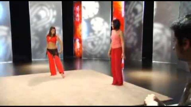 Восточный танец для начинающих. Урок 1